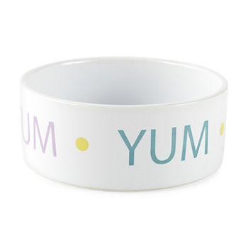 Paw And Tail YUM Dog Food Bowl