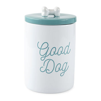 Paw And Tail Good Dog Treat Jar