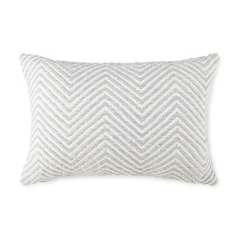 Linden Street Chevron Space Dye Lumbar Pillow