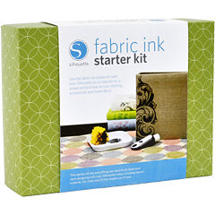 Silhouette Fabric Ink Starter Kit