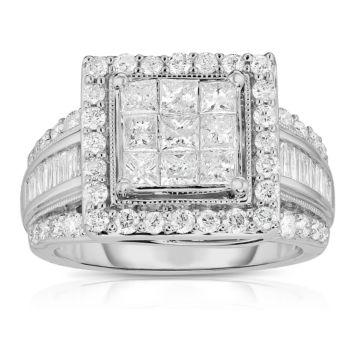 Rings Diamond Ruby Rose Gold Sapphire Rings