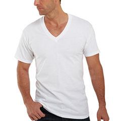 Hanes Men's ComfortBlend® FreshIQ™ V-Neck Undershirt 3-Pack - Big & Tall
