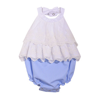 df28b113ce2 Bonnie Jean Baby Girl Clothes 0-24 Months for Baby - JCPenney