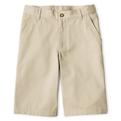 IZOD® Flat-Front Shorts - Preschool Boys 4-7