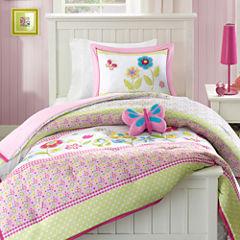 Mi Zone Kids Sweet Flower Comforter Set