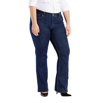 8d3aed023e5 Plus Size Bootcut Jeans for Women - JCPenney