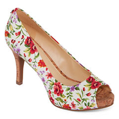 Liz Claiborne Gable Womens Pump