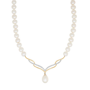 Pearl jewelry shop jcpenney save enjoy free shipping limited time special 32812 sale aloadofball Image collections