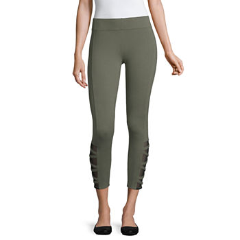 4dfce2007d53f3 Women's Leggings | Affordable Fall Fashion | JCPenney