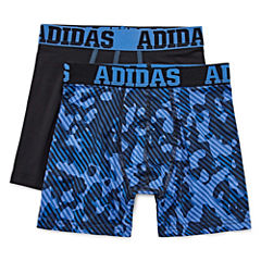 Adidas 2-pc. Boxer Briefs - Boys 4-20