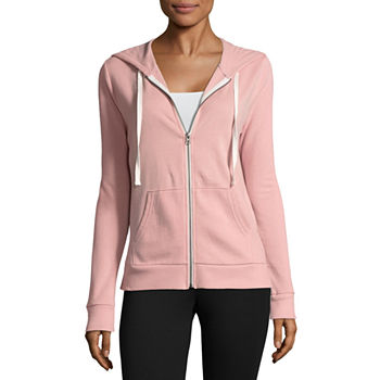 ff3a0ad98734 Pink Hoodies & Sweatshirts for Juniors - JCPenney