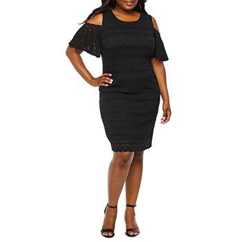 Plus Size Black Church Dresses for Women - JCPenney
