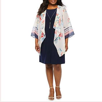 722bb31dee Women's Plus Size Dresses for Sale Online | JCPenney
