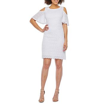 90c05da0 Ronni Nicole White Dresses for Women - JCPenney