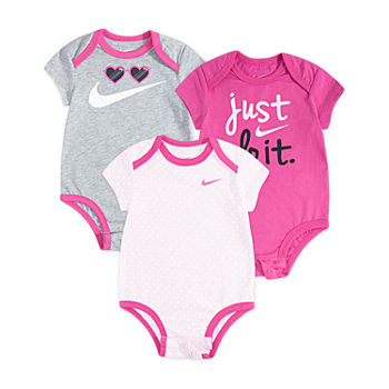 4eea1b098 Nike One Pieces Baby Boy Clothes 0-24 Months for Baby - JCPenney
