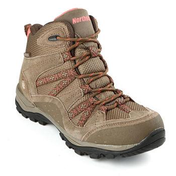 Northside Womens Freemont Wp Hiking Boots Flat Heel