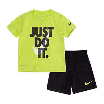Nike Toddler Boys 2-pc. Short Set