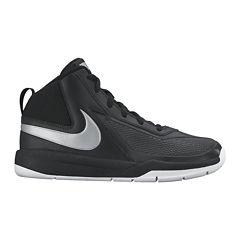 Nike® Team Hustle D7 Boys Basketball Shoes - Little Kids/Big Kids