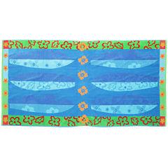 Panama Jack® Surf Beach Towel