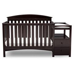 Delta Children Abby Storage Baby Crib