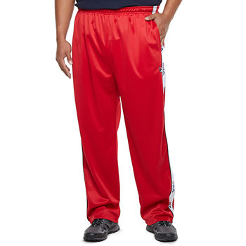 Fila Mens Regular Fit Track Pant-Big and Tall