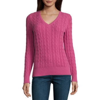 Pullover Sweaters Sweaters & Cardigans for Women - JCPenney