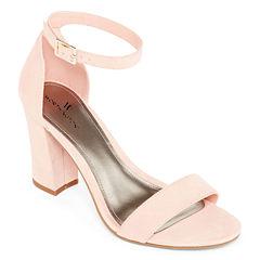 Worthington Beckwith Womens Heeled Sandals
