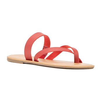 Mynah Womens Casa Flat Sandals