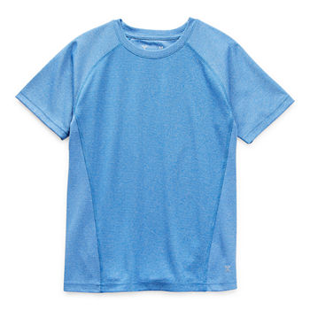 Xersion Little & Big Boys Crew Neck Short Sleeve T-Shirt