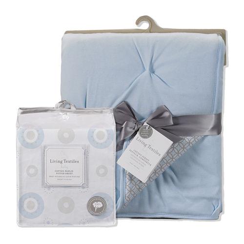 2-pc. Comforter Crib Bedding Set
