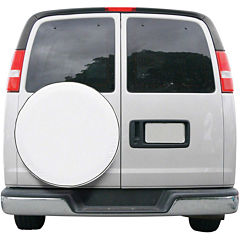 Classic Accessories 75150 Custom Fit Spare Tire Cover, Model 6