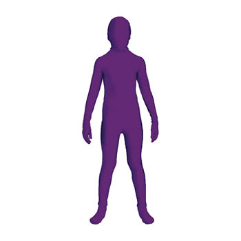 Shop By Color - Purple: Purple Skinsuit - Child Costume Costume