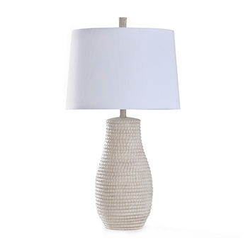 Stylecraft 17.5 X 17.5 Polyresin Table Lamp