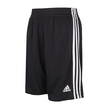 adidas Toddler Boys Mid Rise Pull-On Short