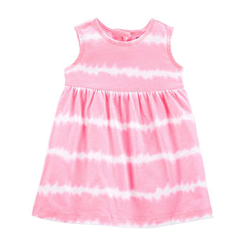 Carter's Baby Girls Sleeveless A-Line Dress