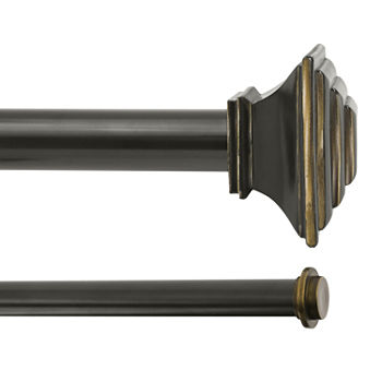 Kenney Danbury Double Curtain Rod
