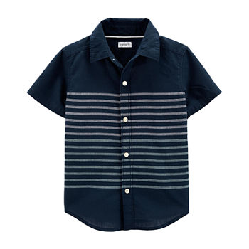 1aaa004908 Button-front Shirts Shop All Boys for Kids - JCPenney