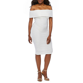 5be5d37f4caf Women's Little White Dress, White Graduation Dresses - JCPenney