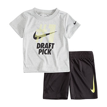 e79ea5ffd7aa Nike Baby Boy Clothes 0-24 Months for Baby - JCPenney
