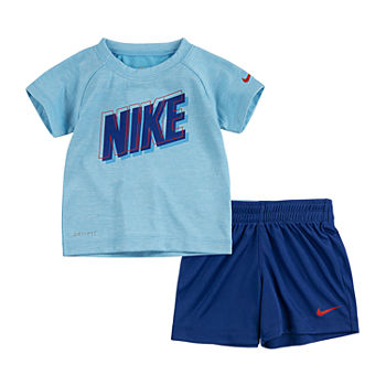 ae48c425982 Nike Baby Boy Clothes 0-24 Months for Baby - JCPenney