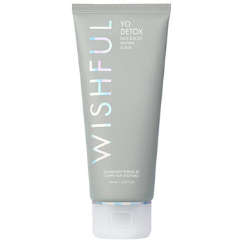 Wishful Yo Detox Face & Body Enzyme Scrub