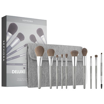 SEPHORA COLLECTION Deluxe Brush Set