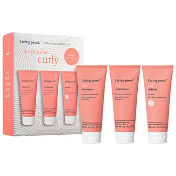 Living Proof Mini Curly Hair Trial Kit