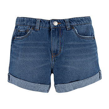 Levi's Big Girls Mid Rise Shortie Short