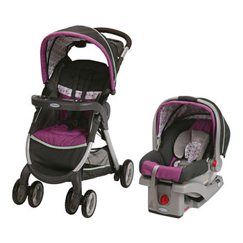 582ae58109388 Graco® FastAction™ Fold Click Connect™ Travel System - Nyssa