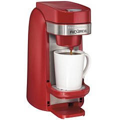 Hamilton Beach® FlexBrew Single-Serve Coffee Maker