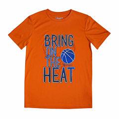 Champion Graphic T-Shirt-Big Kid Boys