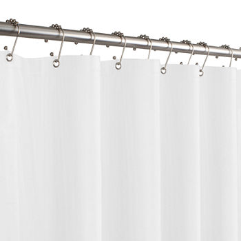 White Shower Curtains For Bed Bath