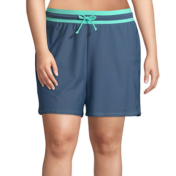 843bdcec672 Plus Size Swimsuits   Cover-ups for Women - JCPenney