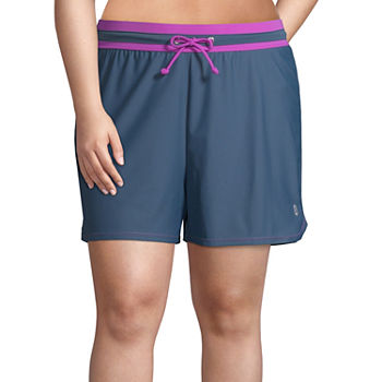 1bdf0cd12d Plus Size Swim Shorts Swimsuits & Cover-ups for Women - JCPenney